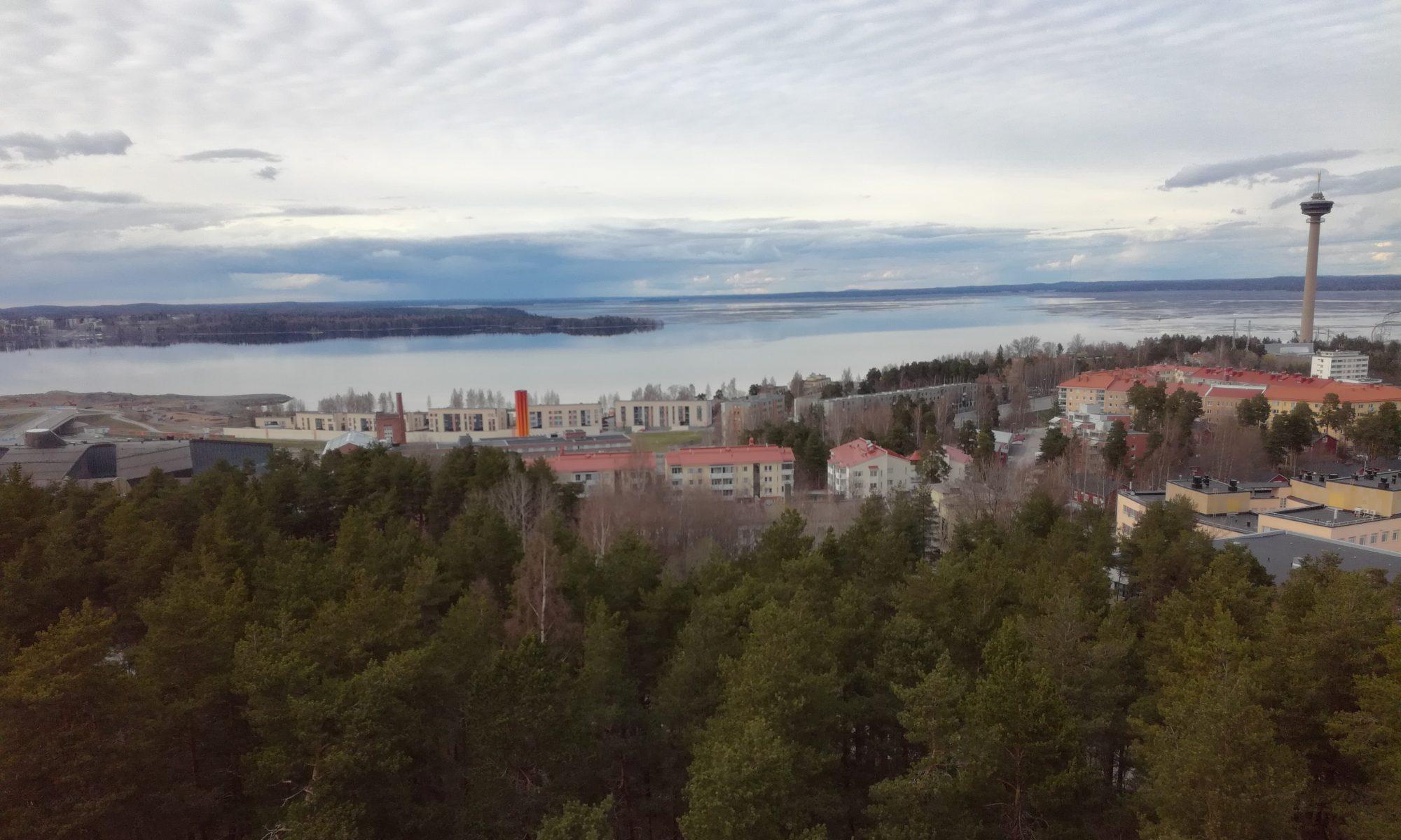 Ruokajakelu Tampere